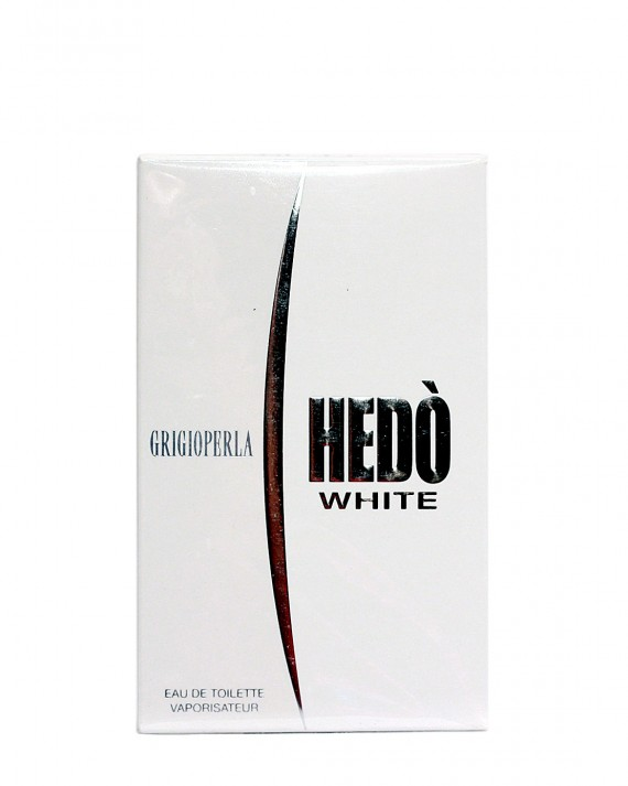 La perla - Hedò white - Eau de toilette spray - 100 ml