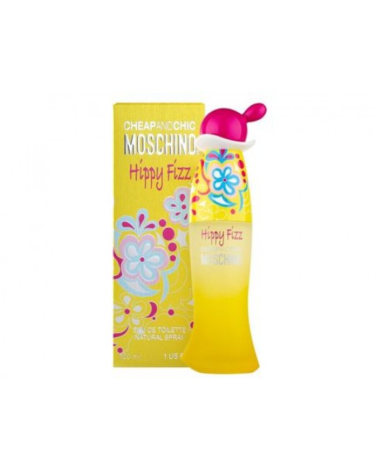 Moschino -  Cheap and Chic Hippy Fizz 100ml edt