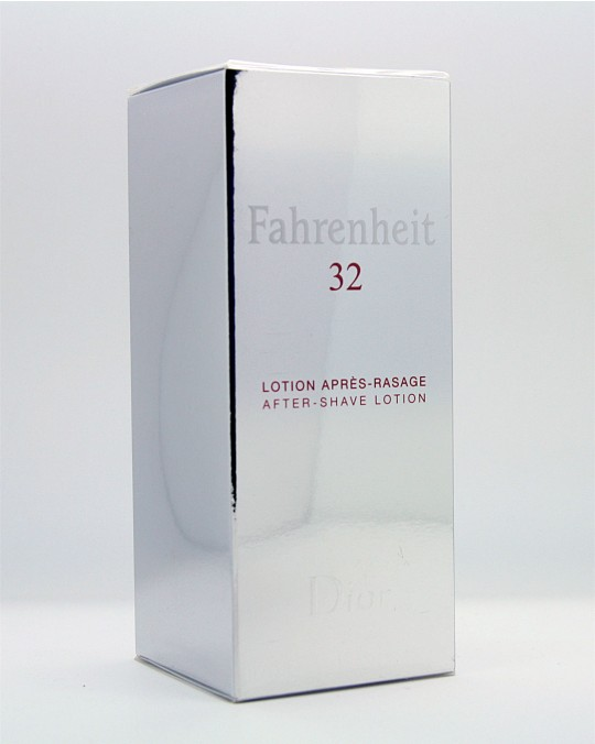 Christian Dior Fahrenheit 32 - After shave lotion - 100 ml
