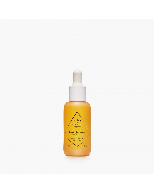 Björk and Berries -BIRCH RECOVERY FACE OIL - 30ml