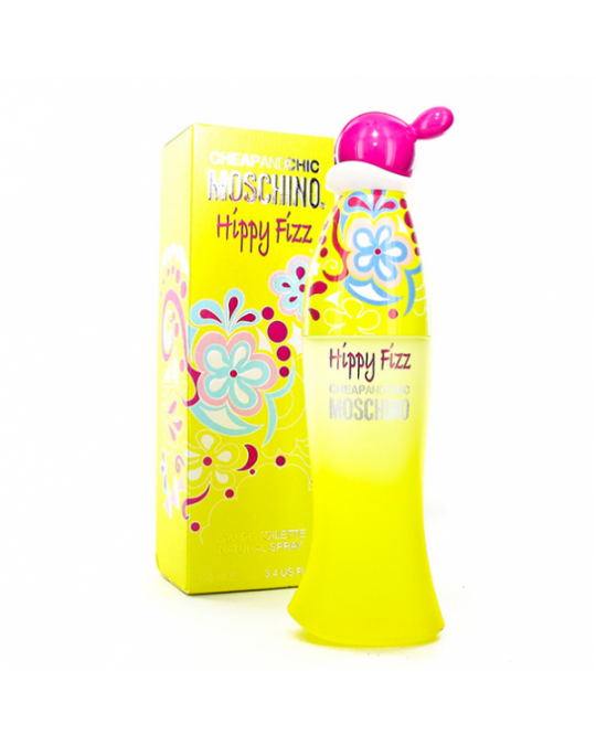 Moschino -  Cheap and Chic Hippy Fizz 50ml edt