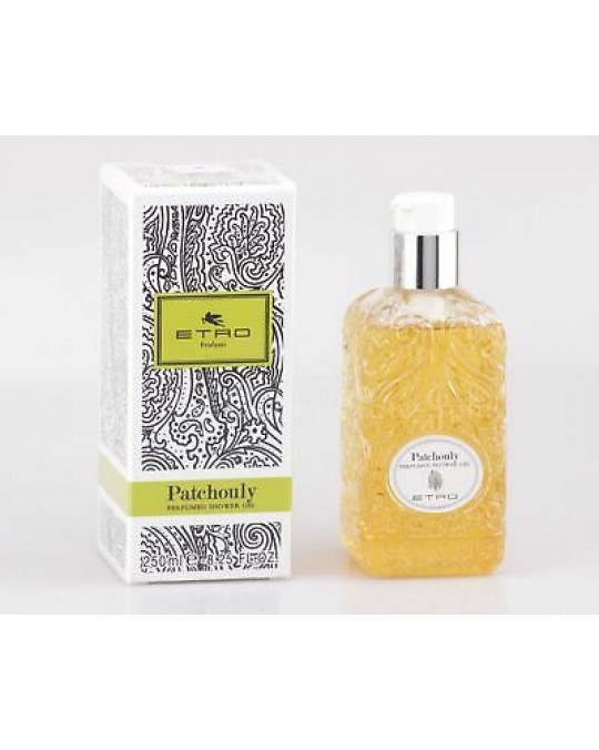 ETRO PATCHOULY SHOWER GEL 250ML