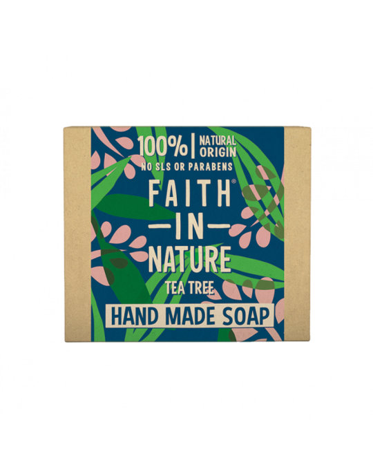 Faith in nature - saponetta tea tree