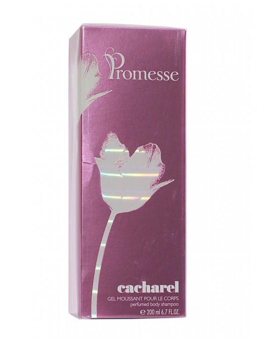 Cacharel - Promesse - Bagnoschiuma - 200 ml