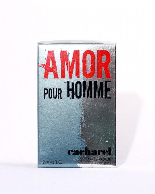 Cacharel - Amor pour homme - After shave lotion - 125 ml