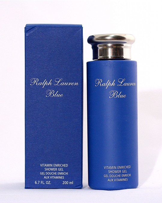 Ralph lauren - Blue - Shower gel - 200 ml
