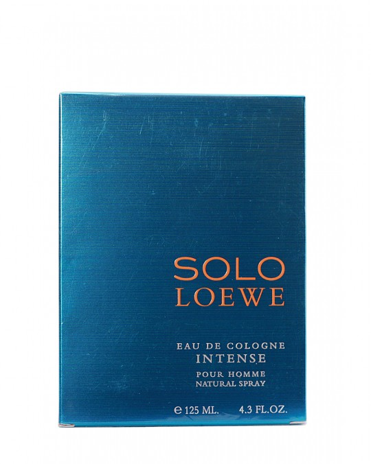 Solo Loewe eau de cologne intense - Eau de cologne concentrato spray - 125 ml