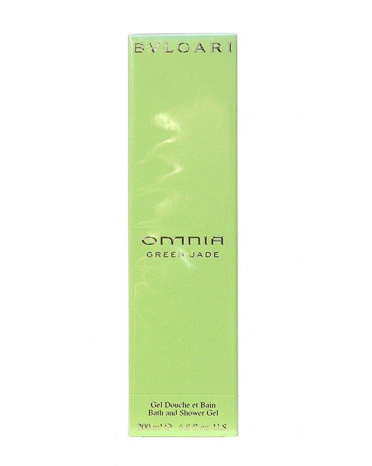 Bulgari - Omnia green jade - Bagnoschiuma - 200 ml