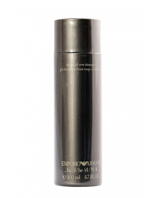 Emporio Armani Lui - Bagnoschiuma - 200 ml