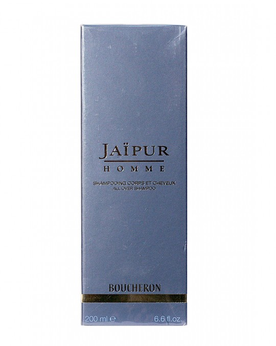 Boucheron - Jaïpur homme - Bagnoschiuma - 200 ml
