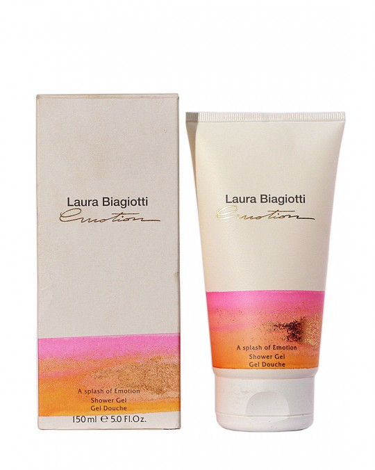 Laura Biagiotti - Emotion - Shower gel - 150 ml