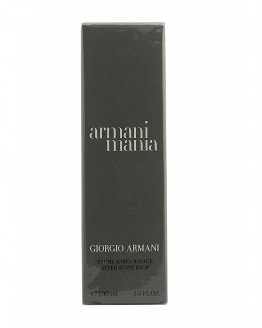 Armani Mania uomo - After shave balm - 100 ml
