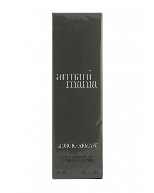Armani Mania uomo - After shave lotion - 100 ml