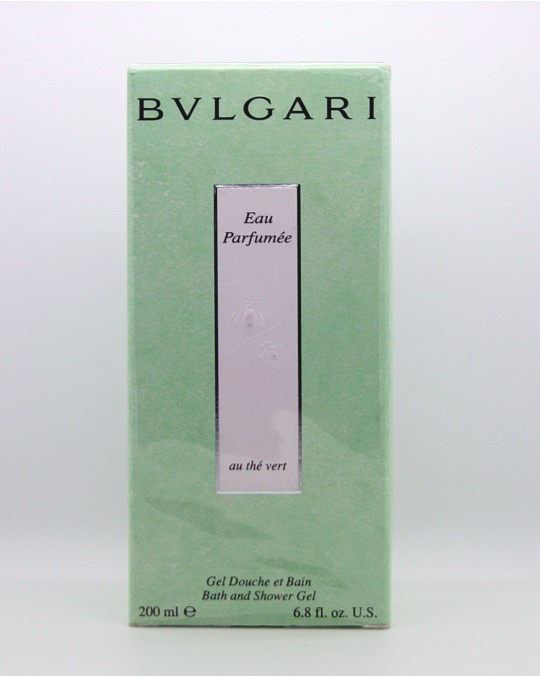 Bulgari Eau Parfumeé au thé vert - Bath and shower gel - 200 ml