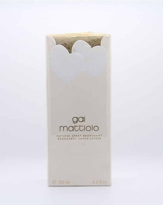 Gai Mattiolo Donna - Deodorante natural spray - 125 ml
