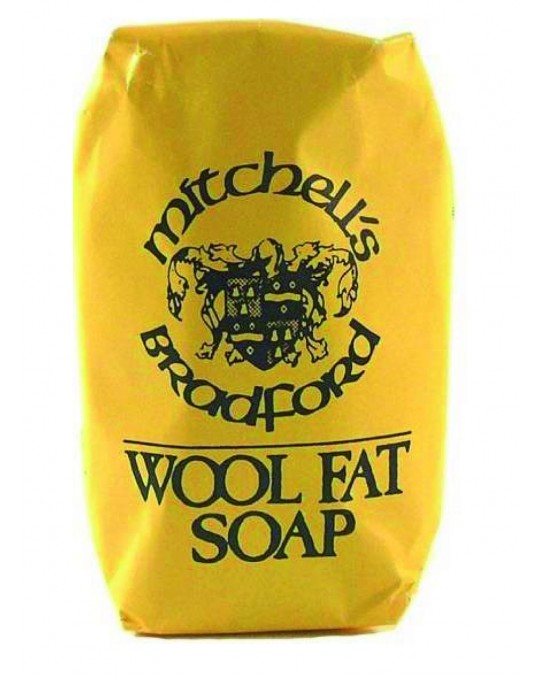 MITCHELL'S WOOL FAT SOAP - BATH SIZE SOAP