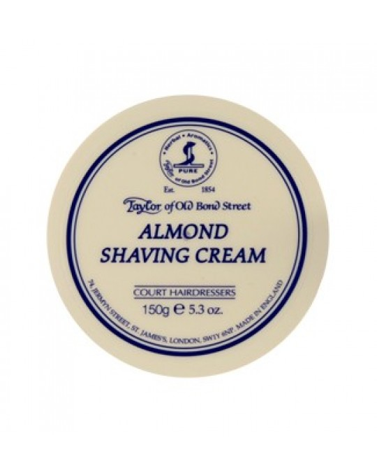 TAYLOR OF BOND STREET – ALMOND SHAVING CREAM BOWL
