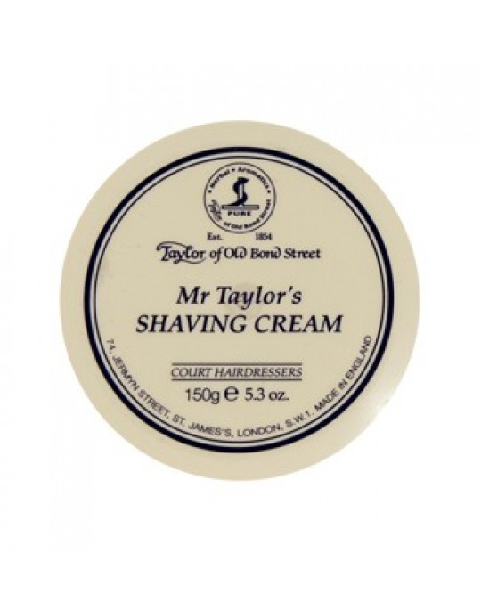 TAYLOR OF BOND STREET – MR. TAYLOR SHAVING CREAM BOWL