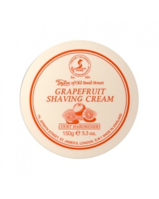 TAYLOR OF BOND STREET – GRAPEFRUIT SHAVING CREAM BOWL