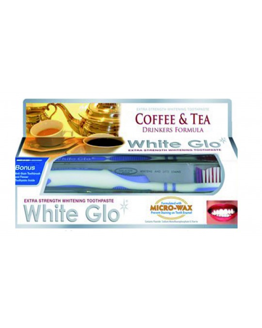 WHITE GLO COFFEE & TEA